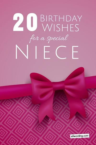 Marvelous 20 Birthday Wishes For A Special Niece Allwording Com Funny Birthday Cards Online Alyptdamsfinfo