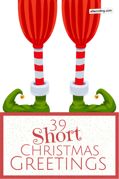 Cute Short Christmas Sayings.Spread Some Holiday Cheer With These Short Christmas