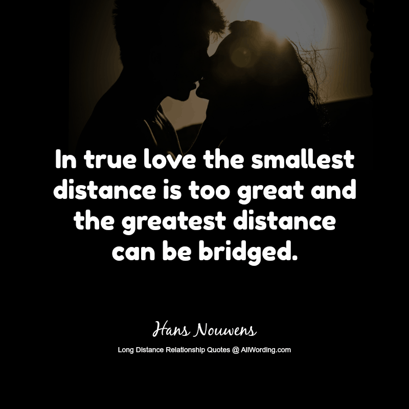 Top 30 Long Distance Relationship Quotes of All Time