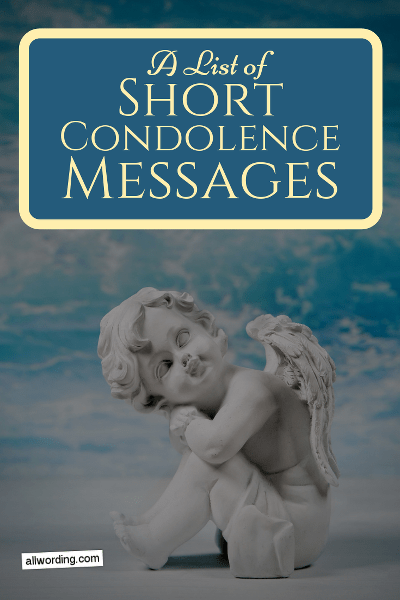 A list of condolence messages to share with someone who has lost a loved one