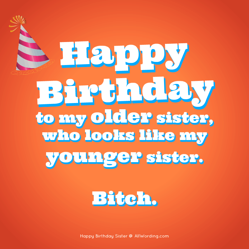 Magnificent Happy Birthday Sister 50 Birthday Wishes For Your Amazing Sis Personalised Birthday Cards Paralily Jamesorg